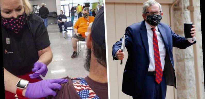 """""""DeWine, du bist verrückt!"""": US-Gouverneur lockt Unentschlossene mit einer Million Dollar zum Impfen"""