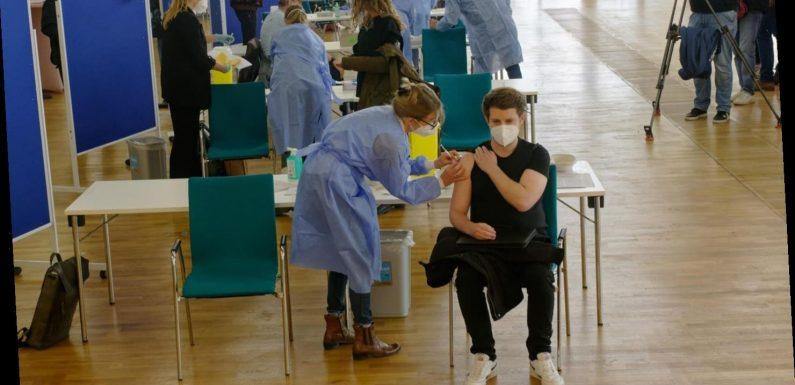 Mehr als 30 Millionen Menschen in Deutschland haben erste Corona-Impfung erhalten