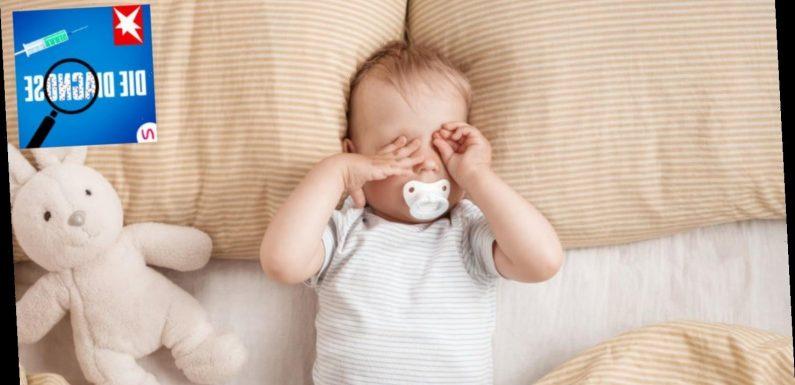 Ein Säugling leidet an Fieber und Durchfall – schuld sind tierische Mitbewohner